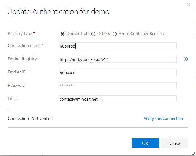 Build Docker Image with Azure DevOps and Push to Docker Hub